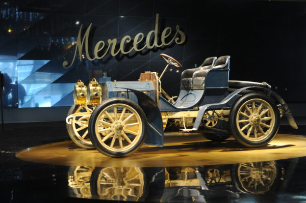 Mercedes-museum